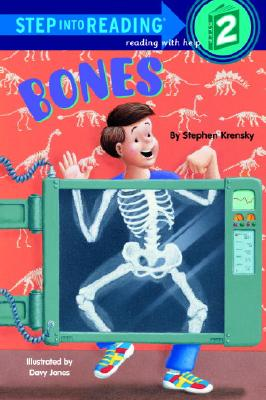 Bones By Krensky, Stephen/ Jones, Davy (ILT)